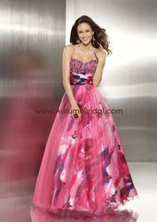 USD 219.2 Mori Lee 8729 Prom Dresses by www.AutumnBridal.com