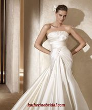 Pronovias Saga Wedding Dresses USD 374 By www.KatherineBridal.com