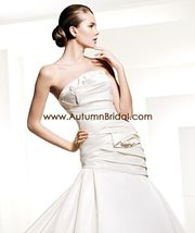 USD 401.6 Pronovias Chester Wedding Dresses by www.AutumnBridal.com