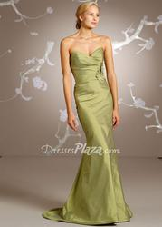 Pear Wedding Party Dresses Are Wonderful Choices for Your Traditional