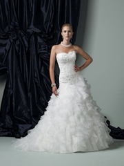 Ball Gown Wedding Dresses to Show Your Beauty