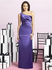 One Strap Bridesmaid Dresses Makes One Look Fashionable