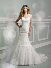 Cap Sleeve Wedding Dresses a New Lease of Life in the Fashion Industry