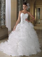 Sweetheart Neckline Wedding Dresses Light Up Your Charm