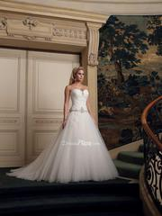 Delicious and Charming Strapless Wedding Dresses