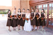 Brown Bridesmaid Dresses Ideal Choice For Wedding