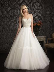 Cheap and Nice Ball Gown Wedding Dresses