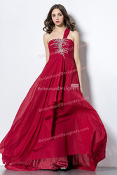 Gorgeous and Cheap Red Bridesmaid Dresses Under 100