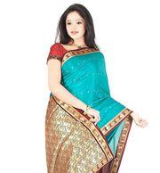 Mysore Crepe Silk Sarees online Shopping