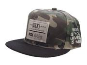 DGK Snapback Baseball Cap Camouflage