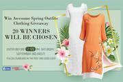 giving away women's fashion free