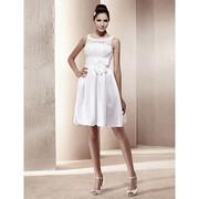 Cheap Simple Short Wedding Dresses Uk Online Shop