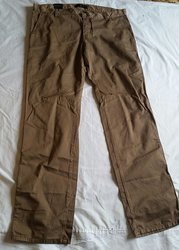 TROUSERS ZEGNA BROWN