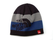 The North Face Ski Beanie - Blue Striped