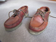 Used Fifth Avenue mocassin shoes