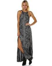 Attractive Looking Element Mosiac Womens Dress