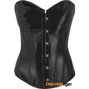 Buy Black Plus Size Underburst Corsets at Best Price