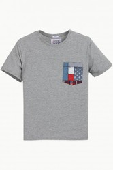 Great Discount on Round Neck T Shirt Online for Men - zobello.com
