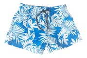 Men's Blue Palm Shorts and Swimsuits in Australia | SEAHEAVEN