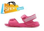 Adidas Akwah Sandal (Pink) - Girls size US 13 only