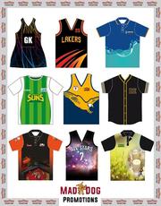 Sports Uniforms Perth | Custom made basketball uniforms - Sportswear