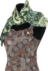 Beautiful Range of Aboriginal Dress Fabric
