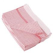 Wonderdry Red Tea Towels(Pack of 10)