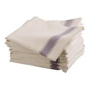 Heavy Blue Single Tea Towel